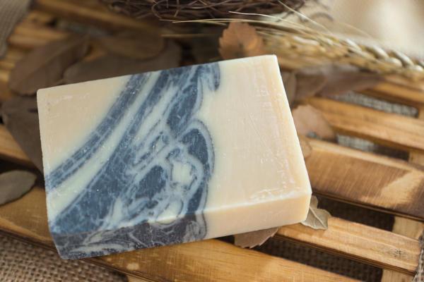 【HEEBE 希臘女神】深層清潔-排毒活性碳橄欖皂 1