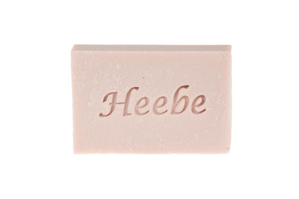 【HEEBE 希臘女神】大馬士革玫瑰手工初榨冷壓橄欖皂 3