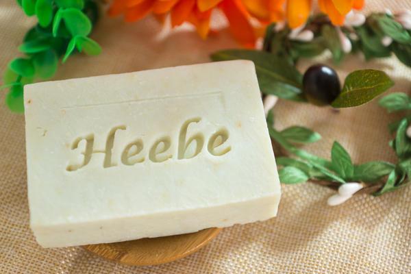 【HEEBE 希臘女神】洋甘菊手工初榨冷壓橄欖皂 1