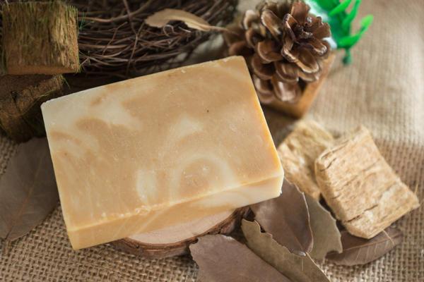 【HEEBE 希臘女神】摩洛哥油及薑黃橄欖皂 1