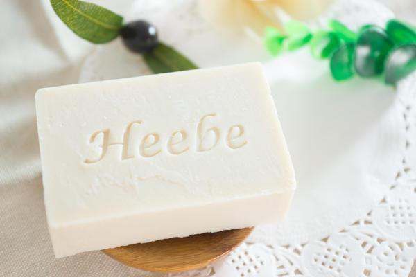 【HEEBE 希臘女神】經典天然手工初榨冷壓橄欖皂 1
